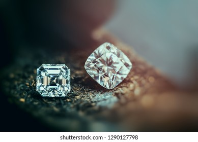 Diamonds Luxury Background