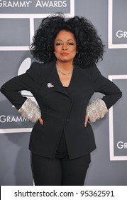Diana Ross at the 54th Annual Grammy Awards at the Staples Centre, Los Angeles. February 12, 2012  Los Angeles, CA Picture: Paul Smith / Featureflash