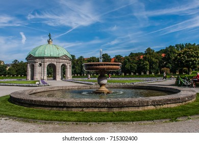 Dianatempel in Hofgarten, Munich