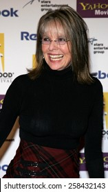 Diane Keaton at the 9th Annual Hollywood Film Festival Awards Gala Ceremony held at the Beverly Hilton Hotel in Beverly Hills, California United States on October 24, 2005.