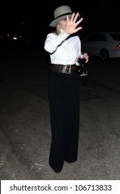 Diane Keaton  at Oceana's 2008 Partners Award Gala. Private Residence, Pacific Palisades, CA. 10-18-08