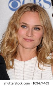 Diane Kruger at the 2010 People's Choice Awards Press Room, Nokia Theater L.A. Live, Los Angeles, CA. 01-06-10