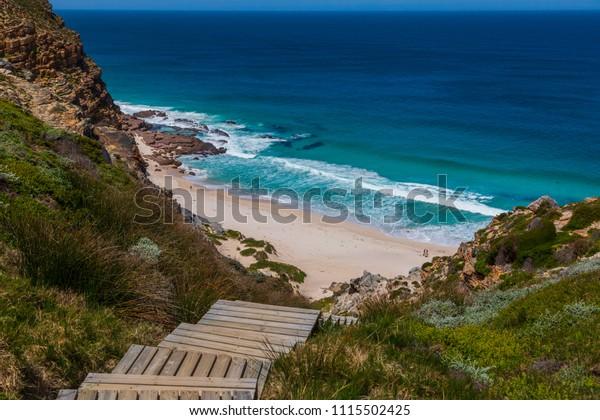 Diaz Beach Cape Point South Africa Stock Photo Edit Now 1115502425