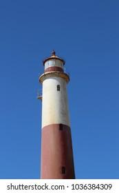 Diaz Point Lighthouse, outside Luderitz, Namibia.