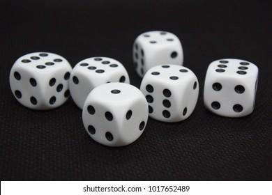 dice free throw