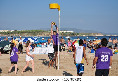 Didim International Beach Korfball Tournament took place in Didim / Turkey during 29 August - 2 September 2013 with participation of local and international Korfball teams from Asia And Europe.