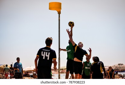 Didim International Beach Korfball Tournament took place in Didim / Turkey during 29 August - 2 September 2013. With participation of local and international Korfball teams from Asia and Europe.