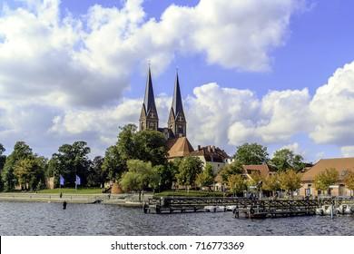 Die Klosterkirche von Neuruppin in Brandenburg!