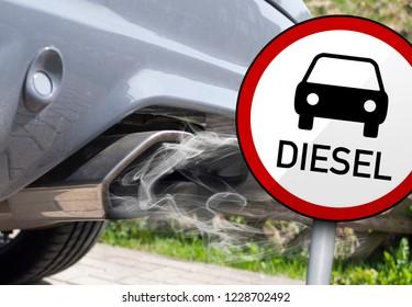 Diesel ban, diesel manupilation in germany