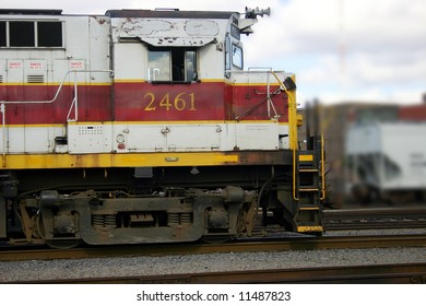 Similar Images, Stock Photos & Vectors of Stacker Lifting Vehicle