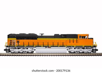 Diesel Train Locomotive
