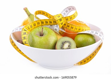 diet food isolated