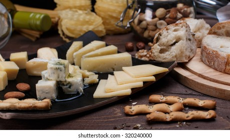 different cheese