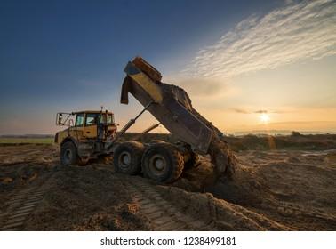 Different Construction equipment