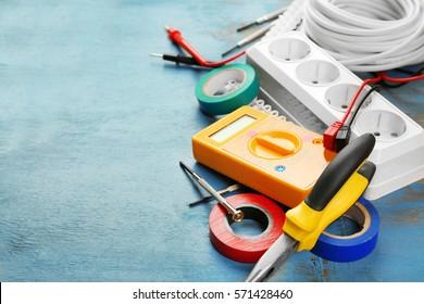 Admirable Electrical Tools Images Stock Photos Vectors Shutterstock Wiring 101 Xrenketaxxcnl