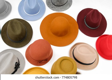 Different of many hat for women