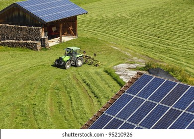 different photovoltaics