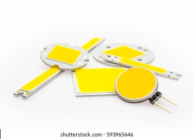 different shapes and powerful LED chips cooled solid aluminum