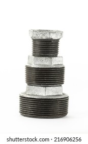 different size of galvanized iron reduce fitting for waterwork