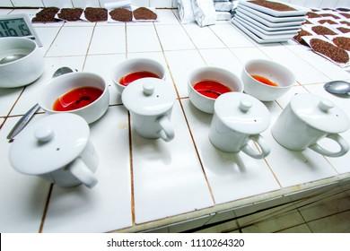 Different Tea Classification