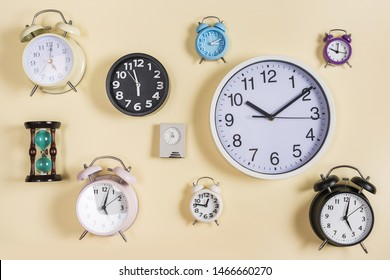 Different Types Of Clocks Stock Photos Images Photography Shutterstock
