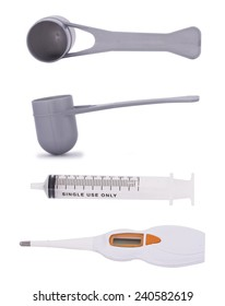 Different Types Measuring Tools Medical Purposes Stock Photo Edit