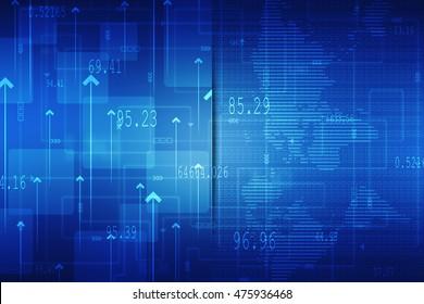Digital Abstract background,2d illustration