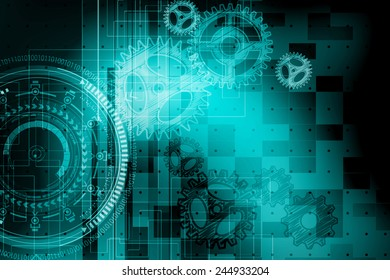 Digital Abstrct business background