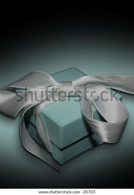 Digital art of a luxury gift