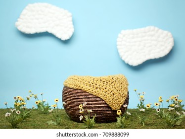 Newborn Prop Images Stock Photos Amp Vectors Shutterstock