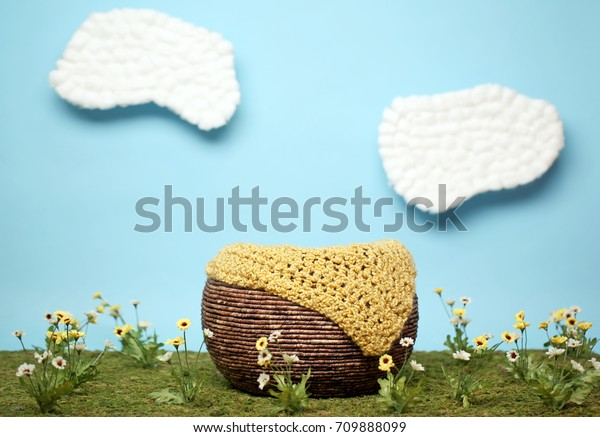 Digital Background Newborn Baby Photography Prop Stock Photo Edit Now 709888099
