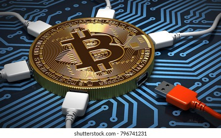 digital currency on the web