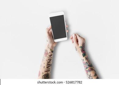 Digital Device Technology Electronics Connection Concept
