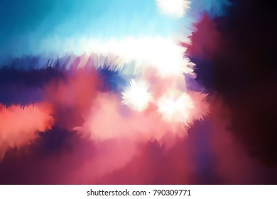 digital graphic colorful design modern abstract  smooth background texture beautiful art