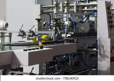A Digital label production machine