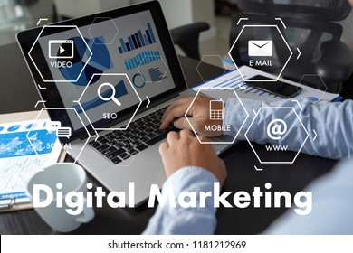 Digital Marketing Media Search Engine SEO  startup project