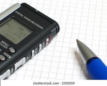 Digital notetaker