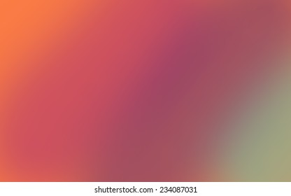 Digital Orange and Purple Background