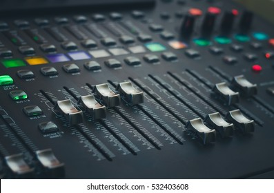 The digital studio mixer