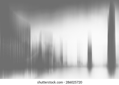 digitally generated image light and stripes moving fast