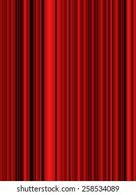 Digitally produced red vertical stripe pattern for backgrounds and fills