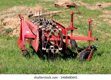 Hay Turning Images, Stock Photos & Vectors | Shutterstock