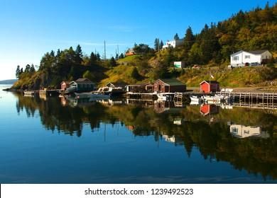 Dildo Harbour, Newfoundland and Labrador. Canada.