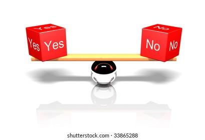 Dilemma Scales Concept