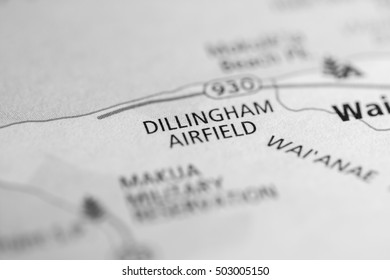 Dillingham Airfield. Hawaii. USA