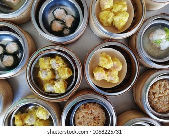Dim sum is a traditional food of chiness. Dim sum is a famous meal for the breakfast in China. At the south east asia can find this menu in every where.Tha main of dimsum is a shumai.