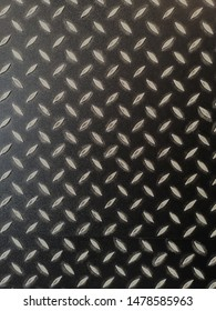 Dimond zinc plate pattern background