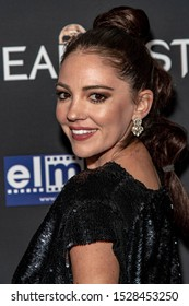 """Dina Renee attends 19th Annual Horror Film Festival – ScreamFest - Opening Night """"Eat, Brains, Love"""" Los Angeles Premiere at TLC Chinese Theatre, Hollywood, CA on October 8, 2019"""