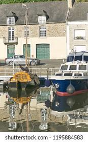 Dinan and Dinan Port France