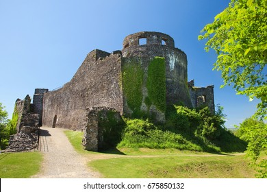 Dinefwr Castle,Llandeilo,, Carmarthenshire, Wales, UK